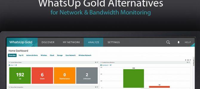Aktualizace WhatsUp Gold