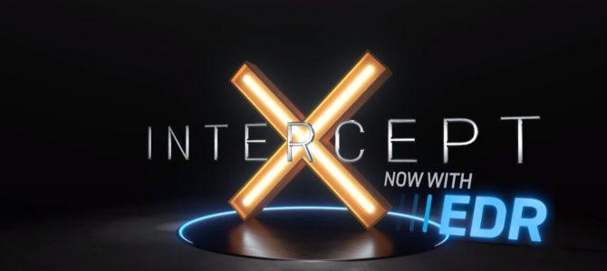 Intercept X Advanced s EDR je nyní k dispozici ve verzi 1.1