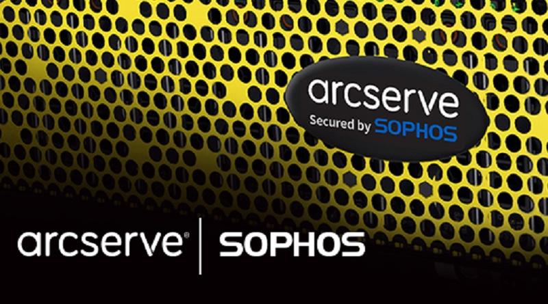 Arcserve a Sophos aneb NEJLEPŠÍ se spojuje s NEJLEPŠÍM