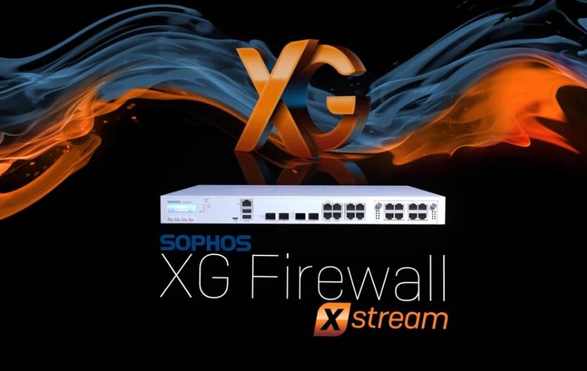 Vydání Sophos XG Firewall v18