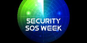 Security SOS Week – série webinářů