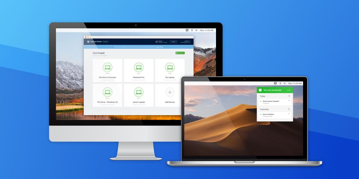 Sophos Endpoint Detection a Response dostupný i pro Mac