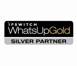 Certifikace IPswitch WhatsUpGold Silver Partner