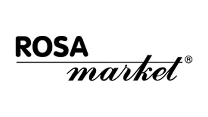 Logo Rosa market
