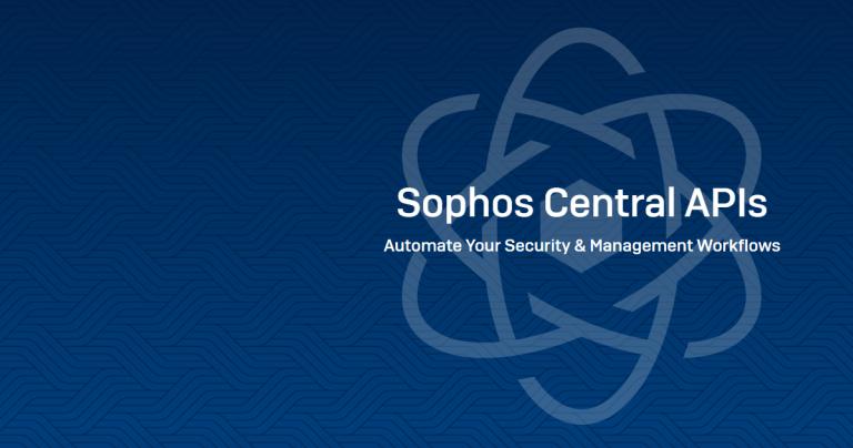 Vychází Live Discover pro Sophos EDR