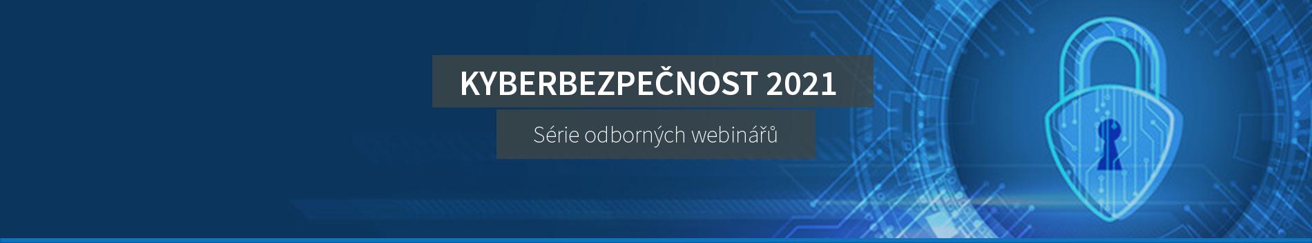 Registrace na webináře kyberbezpečnost 2021