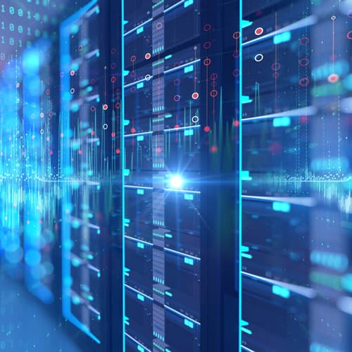 IT serverová infrastruktura